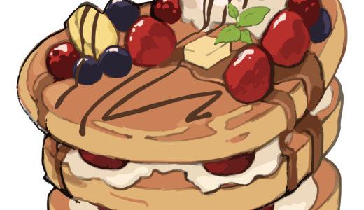 藤が丘のオーガニックパンケーキ「POEPOE」