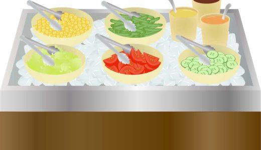 町田の自然食ビュッフェ「はーべすと」親子連れにおすすめ!